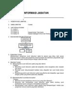 Info Jabatan Caraka