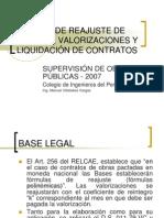 CONTROL ECONÓMICO DE OBRAS PÚBLICAS