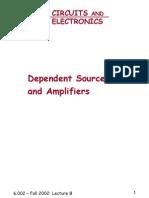 Dependantsources&Amplifiers