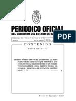 Periodico Oficial Del Estado de Guerrero 04-Alcance-i
