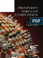 Prosperity Through Competition