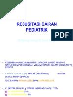 Resusitasi Cairan - Dr Dadang