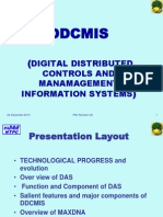 Digital Distributed Controls and Management Information Systems