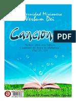 Cancionero Verbum Dei con Acordes (Novena Edición)