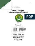 Akuntansi Internasional dan IFRS