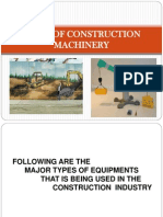 Types of Construction Machinery 2