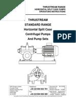 Thrustream-Installation Operation & Maintenance