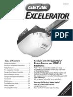 Genie - Powerlift - Plus - Excelerator - Installation
