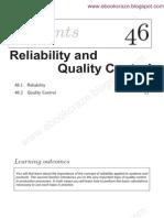 46 1 Reliability