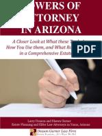 Powers of Attorney in Arizona