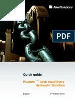 Safety Anchor Handling Manual