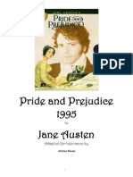 Pride and Prejudice 1995 Movie Script