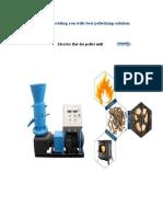 Electric flat die pellet mill.pdf