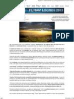El día del Sol inmovil _ Descubre Fundación UNAM