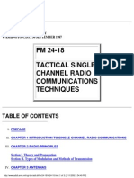 FM 24-18 Tactical Single-Channel Radio Communications Techniques