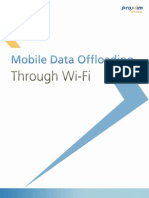 Mobile Data Offloading Through WiFi V1.2