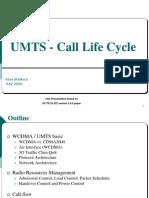 Wcdma Umts-call Flow