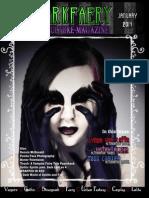 Darkfaery Subculture Magazine January 2014
