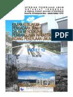 Kajian Kebijakan Pengadaan Tanah dalam Mendukung Pembangunan Infrastruktur Bidang Pekerjaan Umum