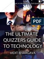 The Ultimate Quizzers Guide to Technology by Vidit Bhargava