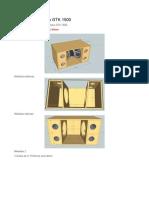 Caixa Manifold Para GTK 1500