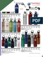Sport Bottles - Screen Printed