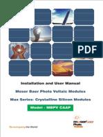 UL Certified Modules