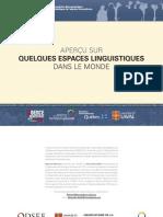 Espaces Linguistiques