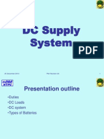 DC Supply System for Thermal Power Plant.ppt