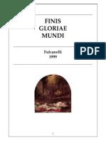 Finis Gloriae Mundi - Fulcanelli
