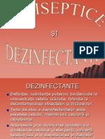 05 ANTISEPTICE şi DEZINFECTANTE
