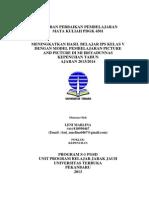 model pembelajaran picture and picture