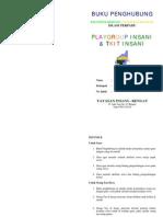 Cover Buku Penghubung PG