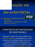 ÁGUAS RESTRITAS 1