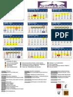 Calendario Fica 2014