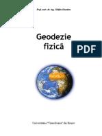 Geodezie Fizica Ghitau Brasov 2010