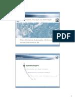 Estado da Arte de Sistemas de Automação e Plano Diretor de Automação e Informação - PDAI_Prof_ Constantino Seixas Filho, do ISA