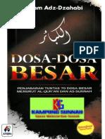 Imam Adz Dzahabi Dosa Dosa Besar
