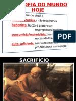 FUNDAMENTOS DA ADORAÇÃO.3.-SACRIFICIOS