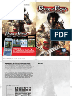 manual for prince of persia