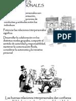 Realaciones interpersonales administrativos