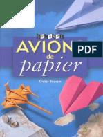 Avions de Papier (Paper Airplanes)
