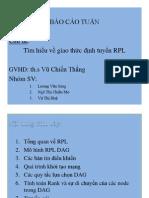 Bao Cao Tuan
