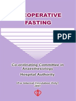 AnaesCOC_PreoperativeFasting