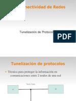 Tunelización de Protocolos