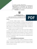 Sentencia Bahía Panamá Principio No Regresión