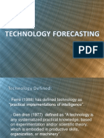 Technology+Forecasting