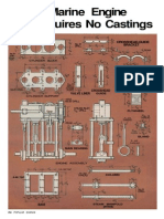 DIY Plans - Model Steam Marine Engine