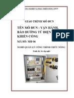 Van Hanh, Bao Duong Tu Dien Dieu Khien