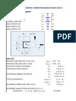 Design of Welding-Aisc 360-10